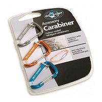 Набор карабинов Sea to Summit AABINER3 Accessory Carabiner 3 Pack