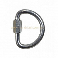Карабин Climbing Technology 3Q82310 Q-link H-Moon Steel